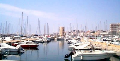 Puerto Deportivo Aguadulce